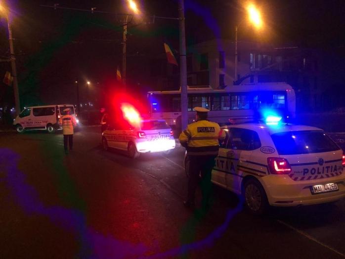 Razie de noapte a polițiștilor clujeni în cartierele Mărăști și Gheorgheni