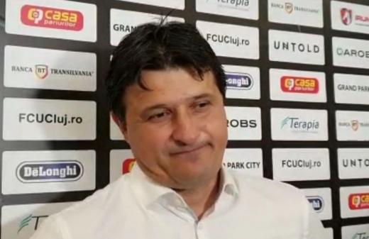 """Falub, după """"U""""–Unirea Dej, scor 3-0: """"Goga și Gavra, doi jucători care ne vor ajuta mult!"""""""