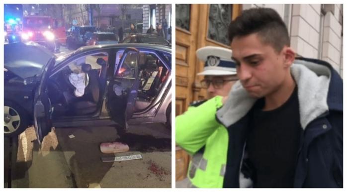 Accident Horea. Șoferul vinovat: whiskey, 100 km/h în oraș, un copil bolnav de crescut acasă