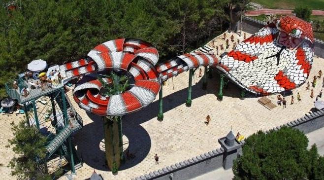 """""""Cobra"""" va șerpui în altă parte. """"Vom muta aquapark-ul, deși zona propusă inițial era bună!"""""""
