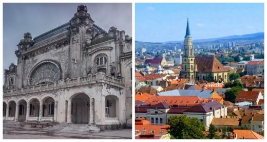 """Invidie de la malul Mării Negre: """"Bugetul Constanței, la jumătate din veniturile Clujului!"""""""