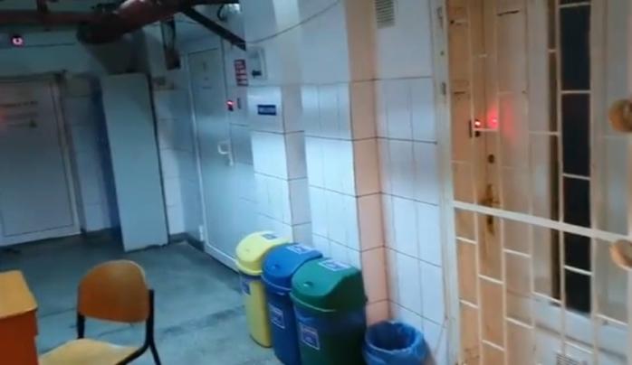 2 minute de groază la Spitalul de Urgență Cluj. Abandonat de familie, Dumitru a murit, sursă foto: Facebook Emanuel Ungureanu