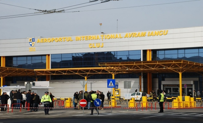 Coronavirusul pândește Clujul. Autoritățile sunt pregătite de intervenție la Aeroportul Internațional
