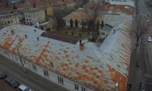 """PROVOCARE. Clujeni, demolăm """"grajdul"""" Ginecologie II și construim, de la zero, un spital modern?"""