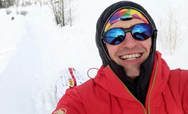 Începe marea cursă! Clujeanul Vlad Crișan Pop ia startul la 6633 Arctic Ultra, în Canada