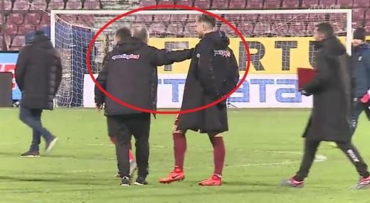 Probleme în paradisul campionilor! Djokovici şi Petrescu, conflict după meciul cu Astra. VIDEO