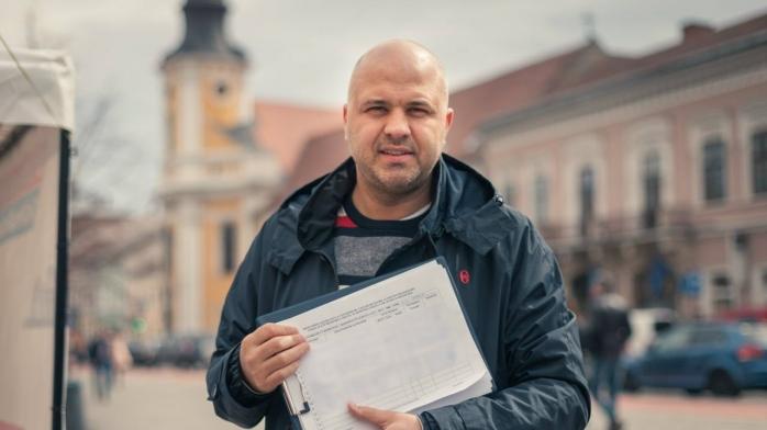 Oficial. Emanuel Ungureanu, candidatul USR PLUS la alegerile locale