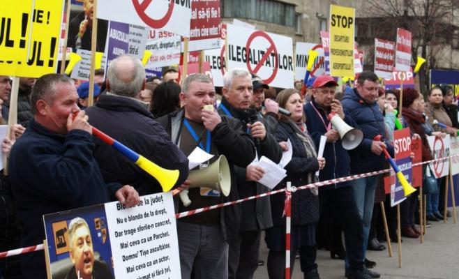 Tișe s-ofticat degeaba! Acțiunile împotriva sindicaliștilor de la Aeroport, NEJUSTIFICATE, foto: Raymond Füstös/ monitorulcj.ro