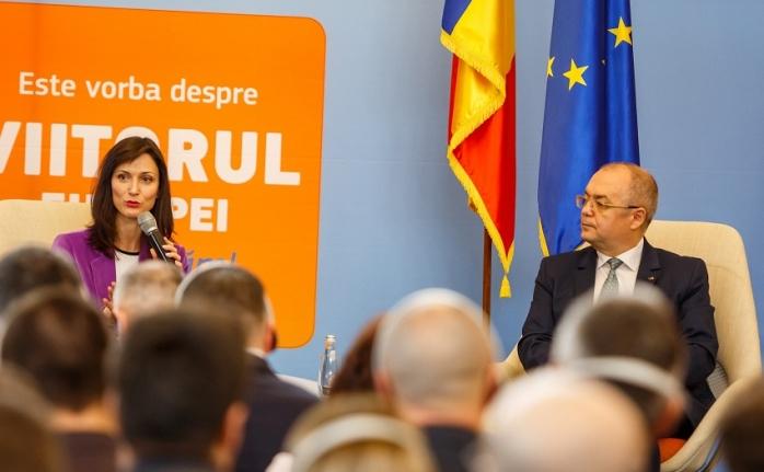 """Comisarul european Mariya Gabriel, la Cluj: """"Orizont Europa, investiție în și pentru viitorul nostru"""""""