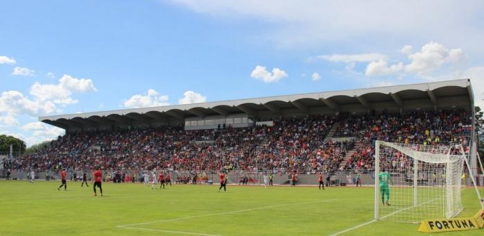 Stadionul municipal din Sibiu, o miză de 134 de milioane de lei plus TVA