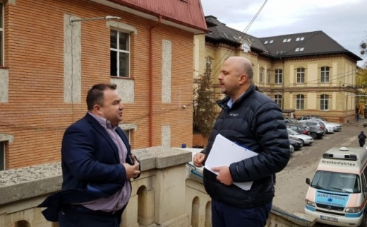 Emanuel Ungureanu cere pregătirea Spitalului Județean de Urgență Cluj pentru gestionarea crizei cu coronavirus