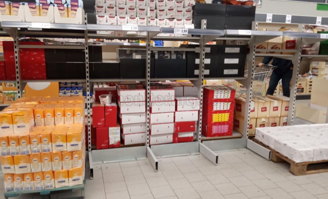 supermarketurile-clujene-obligate-sa-faca-aprovizionare-din-ora-in-ora-faina-drojdia-si-zaharul-cele-mai-vandute-foto