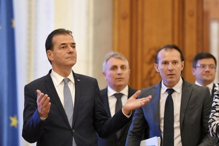 guvernul-orban-investiti-de-parlament-procedura-a-fost-ingreunata-de-coronavirus