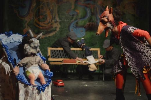 Spectacole de operă și teatru pentru copii, din confortul casei