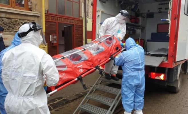 Două izolete au fost donate Inspectoratului pentru Situații de Urgență Cluj