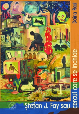 """Monografia scriitorului care """"închide cercul"""", scrisă de clujeanca Doina Rad"""