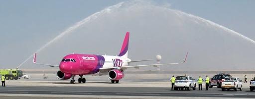 Încă o lovitură grea pentru Aeroportul Cluj. Wizz Air suspendă rutele spre o destinație exotică