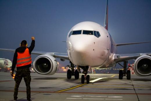 Sursa foto: Facebook - Aeroportul Internațional Avram Iancu Cluj