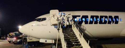 TAROM a anulat TOATE cursele interne. Zborurile spre Germania și Franța, suspendate