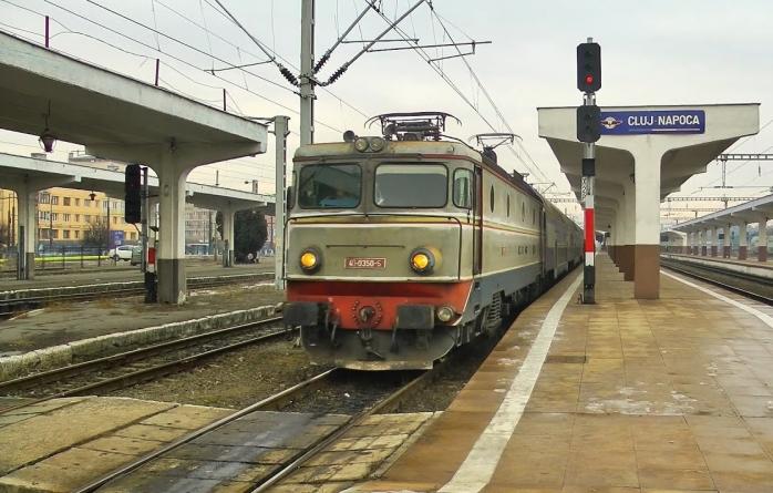 Zeci de trenuri anulate în zona Cluj! Zero restricții la transportul de marfă, cel de călători s-a redus cu 20%