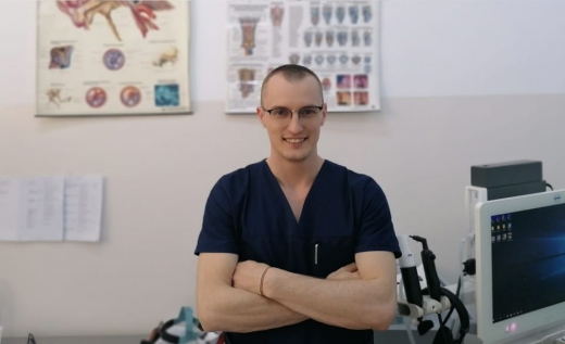 """Un medic rezident din Cluj își încurajează colegii să scoată la iveală problemele din spitale: """"Nu vă temeți!"""""""