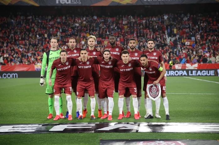 """""""Sechele"""" financiare după """"dubla"""" cu Sevilla. CFR Cluj, sancționată de UEFA"""