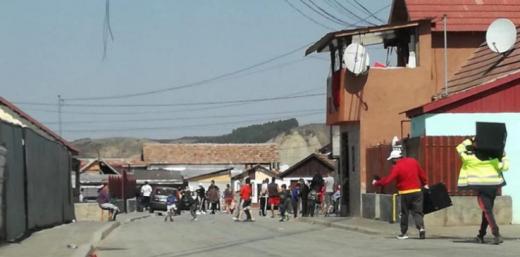 Polițiștii AU SPART cheful petrecăreților din Turda