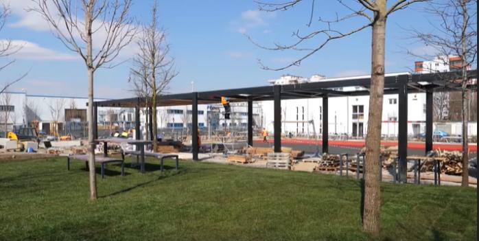 VIDEO. Clujenii vor avea un nou PARC. Lucrările la parcul Între Lacuri sunt aproape de final.