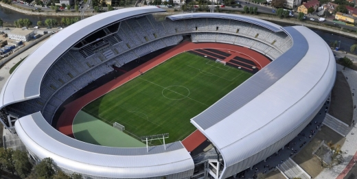 """Consiliul Județean """"apasă"""" butonul de panică la Cluj Arena. Pază și protecție pentru stadionul gol"""