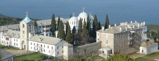 Priorități! Medicii luptă cu boala fără măști, Guvernul cheltuie 1 mil. € pentru un schit la Athos, sursă foto: basilica.ro