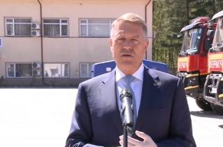 """Iohannis: """"Respectăm acum regulile ca să le putem relaxa"""" Cum își petrece sărbătorile președintele?"""