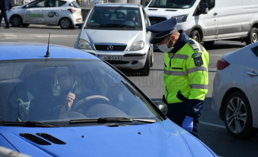 Foto: Paul Gheorgheci/monitorulcj.ro  Amenzile AU CRESCUT pentru cei care ÎNCALCĂ ordonanțele militare!