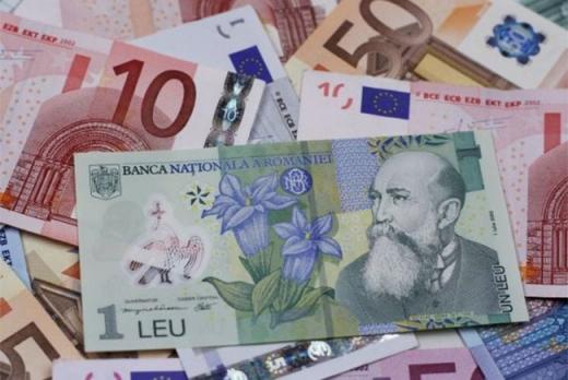 ANALIZĂ. Euro stagnează la 4,83 lei
