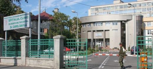 Spitalul Militar din București este pregatit sa preia pacienti speciali, de la varful clasei politice