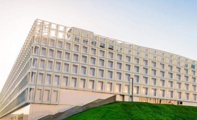 """Spital temporar """"de urgență maximă"""" cu 350 de paturi la Sala Polivalentă din Cluj-Napoca"""