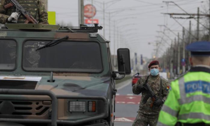 """Vot ÎMPOTRIVA stării de urgență: """"România se transformă în stat polițienesc, al restricțiilor dure"""", sursă foto: Facebook Adrian Dohotaru"""