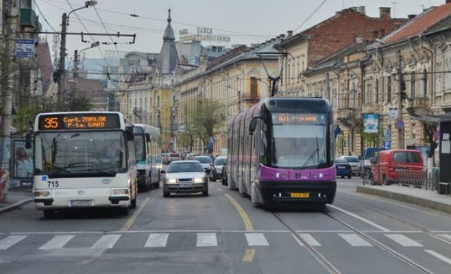 Cum vor circula autobuzele de Paști