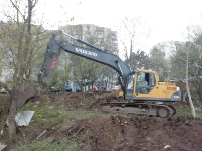 În plină pandemie, Primăria rade cel mai mare cartier al Clujului de spații verzi