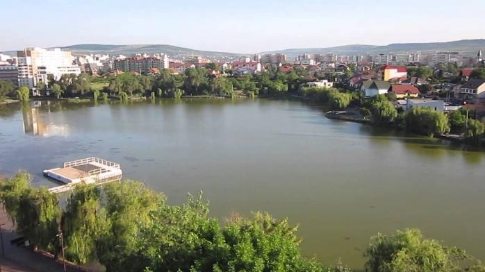 O nouă față pentru Lacul Gheorgheni! Pistă pentru bicicliști, mai mult spațiu verde