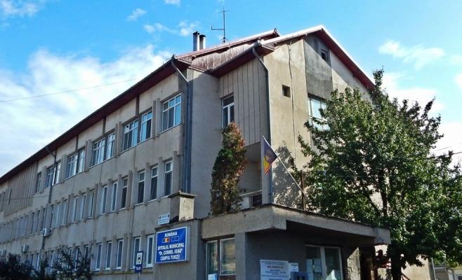 GEST ȘOCANT al unui bărbat internat într-un spital din Cluj. A sărit de la etaj