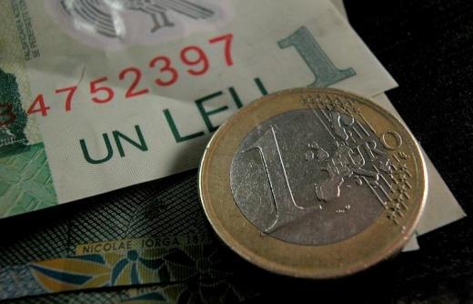 ANALIZĂ ECONOMICĂ Euro, în continuă creștere. Se apropie deja de 4,84 lei!