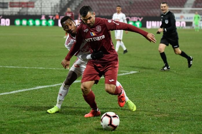 Culio, tentat de o nouă revenire la CFR Cluj