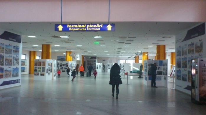 Scădere cu 94% a traficului de pe Aeroportul Cluj, în aprilie. 200 de angajați au fost trimiși în șomaj tehnic