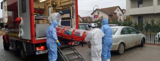 Peste 10.000 de pacienți cu coronavirus în România. Câți sunt din Cluj