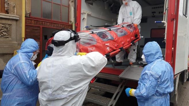 22 de noi decese provocate de CORONAVIRUS. Peste 600 de morți la nivel național