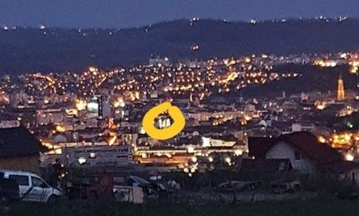 Se întâmplă la Cluj! Tată și fiică, comunicare inedită în plină pandemie COVID-19!, sursă foto: Facebook Luminița Dumănescu