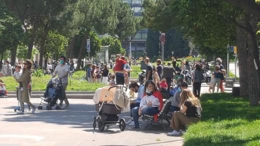 Imagini revoltătoare în Spania în prima zi de relaxare a măsurilor! Un scenariu similar s-ar putea repeta şi în România după 15 mai