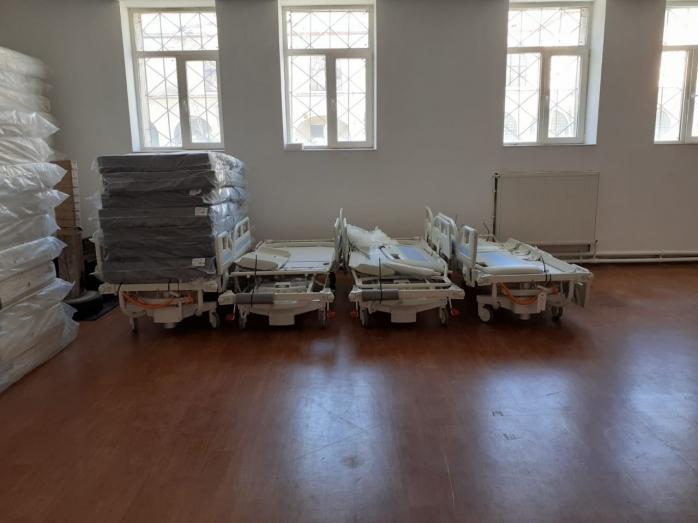 21 de paturi de terapie intensivă, la Spitalul Județean Cluj