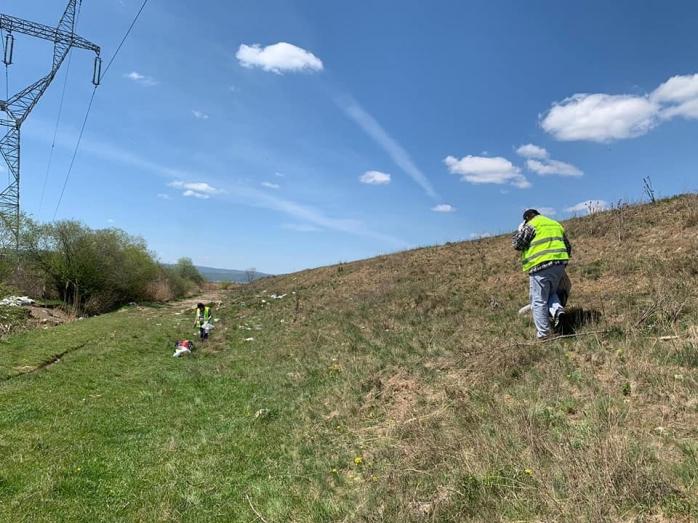 Malul Someșului a fost igienizat, în Florești. Cât va ține curățenia?