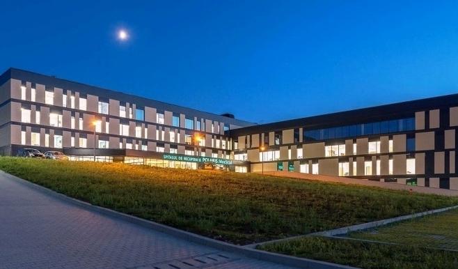 Spitalul Polaris, în prima linie de luptă COVID-19. Contractul de închiriere a fost semnat